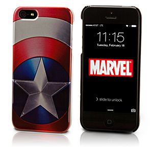 Captain America iPhone 5 Case