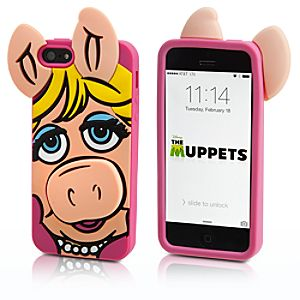Miss Piggy iPhone 5/5S Case - The Muppets