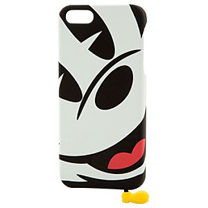 Mickey Mouse Face iPhone 5/5S Case