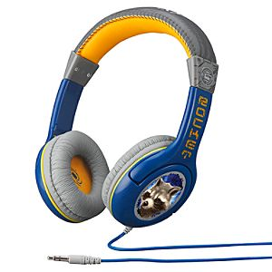 Rocket Headphones - Marvels Guardians of the Galaxy