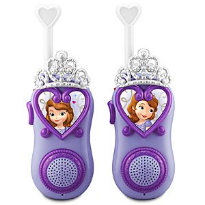Sofia Walkie Talkie Set
