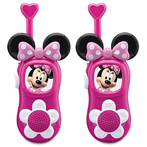 Minnie Mouse Walkie Talkie Set
