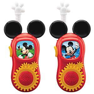 Mickey Mouse Walkie Talkie Set