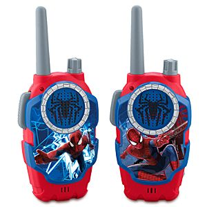 Spider-Man Walkie Talkie Set