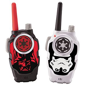 Star Wars Walkie Talkie Set