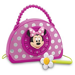 Minnie Mouse Sing and Stroll Musical Purse
