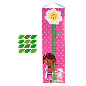 Doc McStuffins Growth Chart