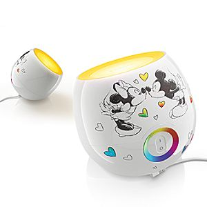 Mickey and Minnie Mouse LivingColors Mini