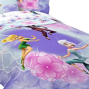 Disney Fairies Comforter Set - Twin/Full