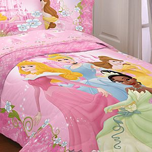 Disney Princess Comforter Set - Twin/Full