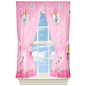 Disney Princess Curtain Set