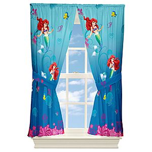 Ariel Curtain Set