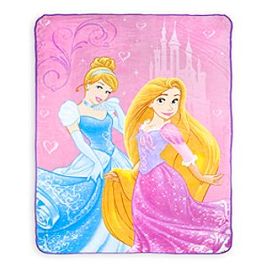Disney Princess Fleece Blanket