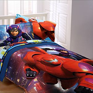 Big Hero 6 Comforter - Twin/Full