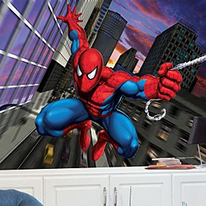 Spider-Man Mural Wall Graphic