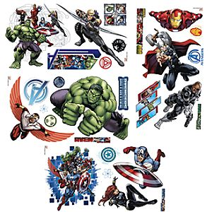 Avengers Assemble Wall Graphic Set