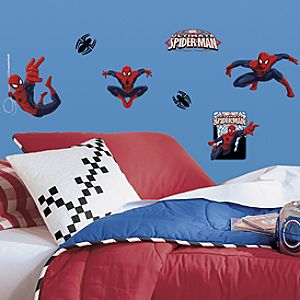 Spider-Man Wall Graphic Set