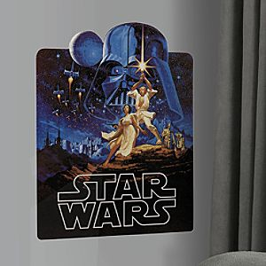 Star Wars Classic Wall Decal