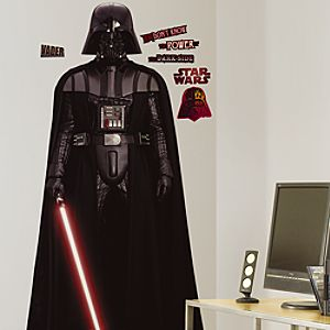 Darth Vader Star Wars Wall Decals