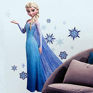 Elsa Wall Decals - Frozen