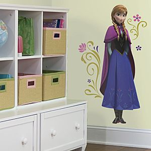 Anna Wall Decal Set