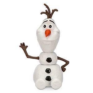 Olaf Figural Eraser Set - Frozen