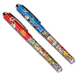 Disney Nostalgia Mickey Mouse Pen Set -- 2-Pc.