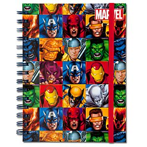 Marvel Universe Journal