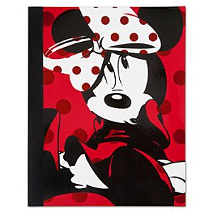 Minnie Mouse Composition Book