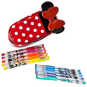 Minnie Mouse Pen Set