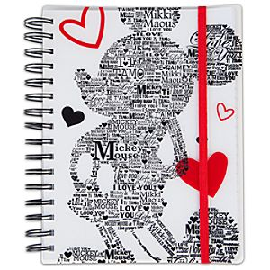 LOVE Mickey Mouse Journal