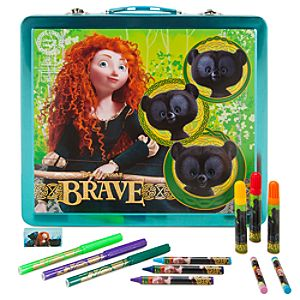 Tin Case Brave Art Set