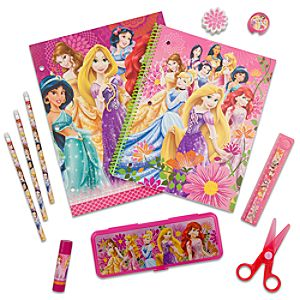 Disney Princess School Supply Kit