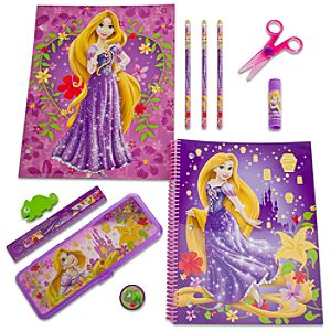 Rapunzel School Supply Kit