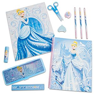 Cinderella School Supply Kit