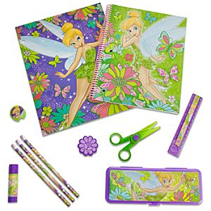Tinker Bell School Supply Kit