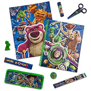 Toy Story School Supply Kit
