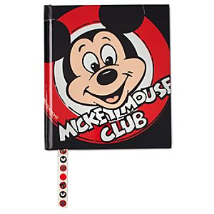 The Mickey Mouse Club Journal