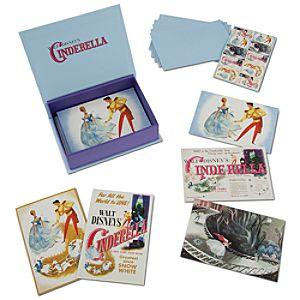 Classic Cinderella Notecard Set