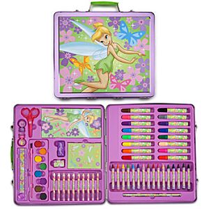 Tinker Bell Art Supply Set