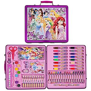 Disney Princess Art Supply Set
