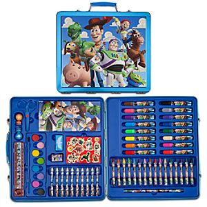 Toy Story Art Supply Set