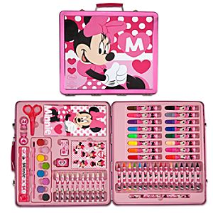 Minnie Mouse Art Supply Set