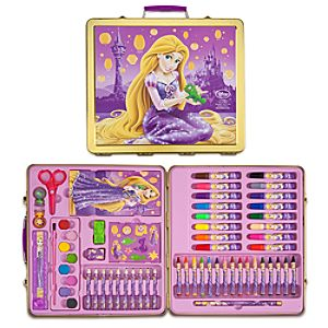 Rapunzel Art Supply Set