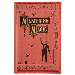 Mastering Magic Journal - Oz