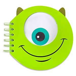 Mike Wazowski Journal - Monsters, Inc.