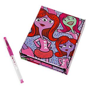 Monsters University Tri-Fold Journal