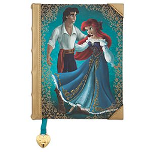 Ariel Fairytale Journal