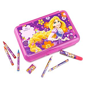 Rapunzel Pencil Box