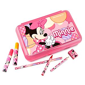 Minnie Mouse Pencil Box